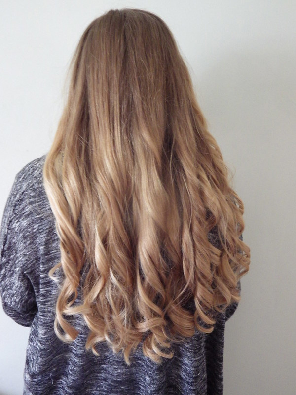 hair - How to dress simple but look stylish