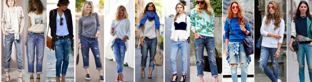 women jeans types 1024x271 - Women's party clothes. Fashion secrets.