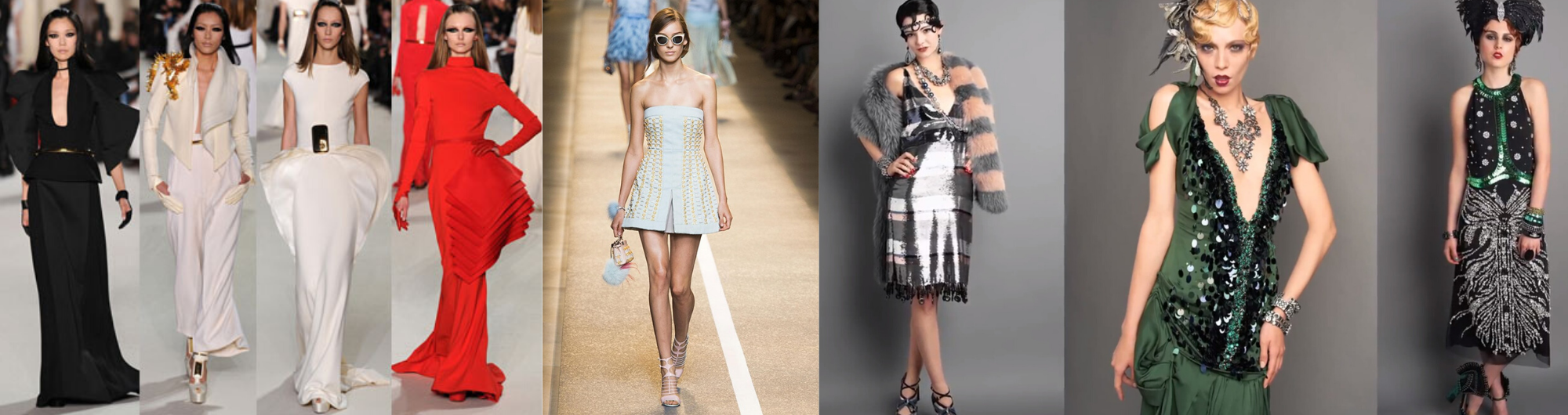 art deco style clothes - How to dress for a party?