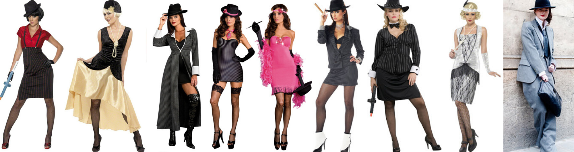 chicago style clothes - How to dress for a party?