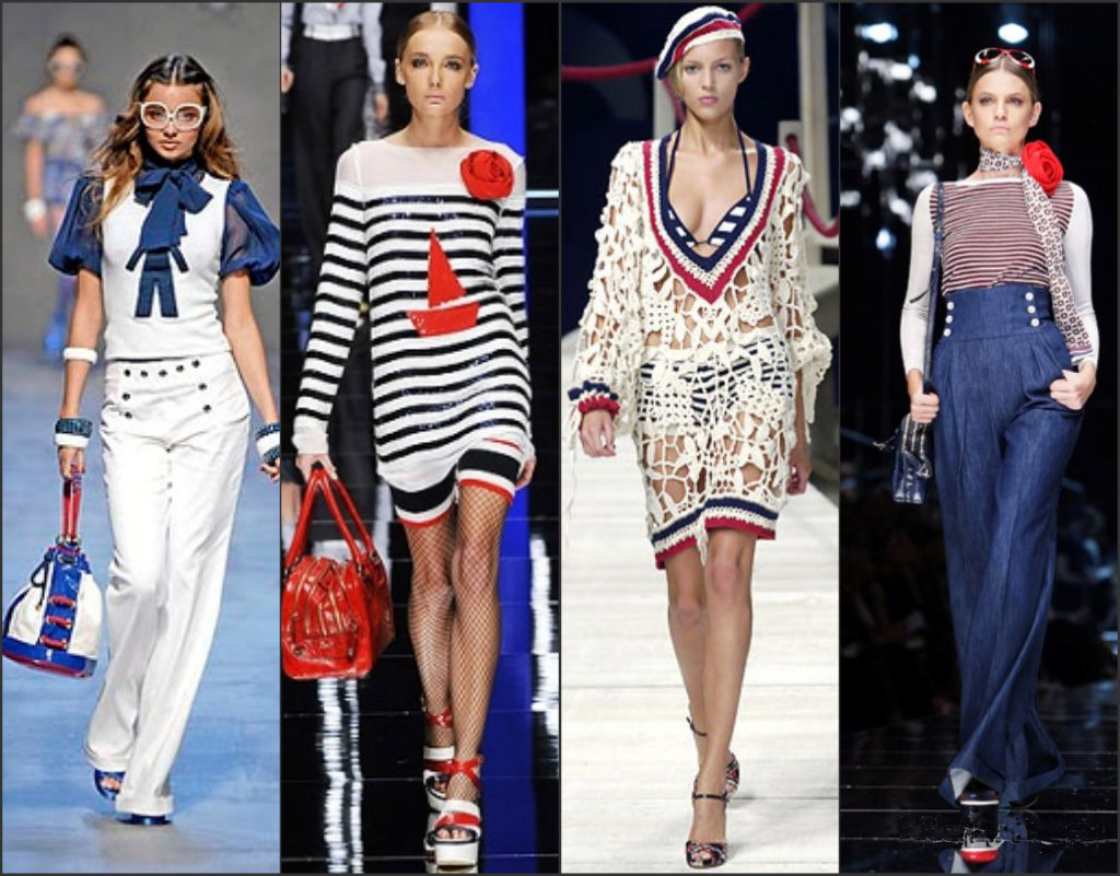 marine fashion style 1 - How to dress for work in summer and not look boring
