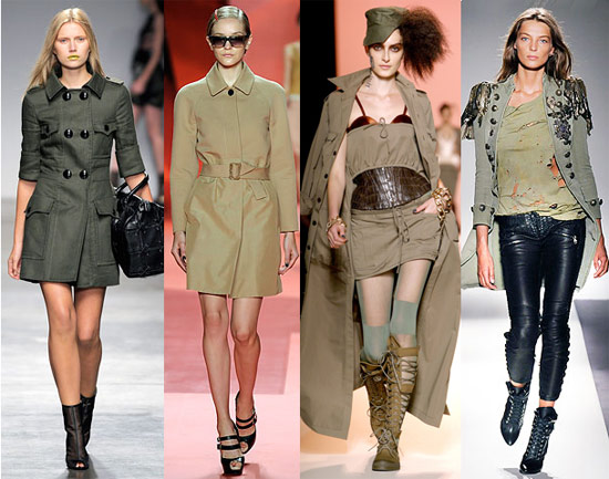 military fashion style - How to dress for work in summer and not look boring