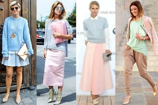 romantic style - How to dress for work in summer and not look boring
