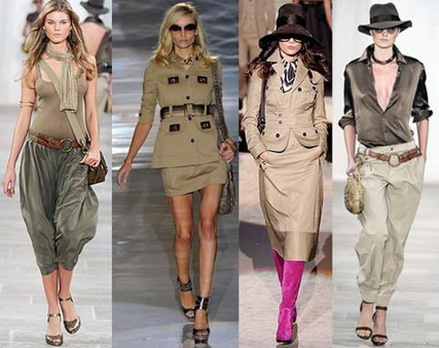 safary fashion style - How to dress for work in summer and not look boring