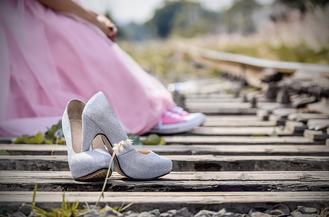 shoes - How to be a stylish girl if you are lazy.