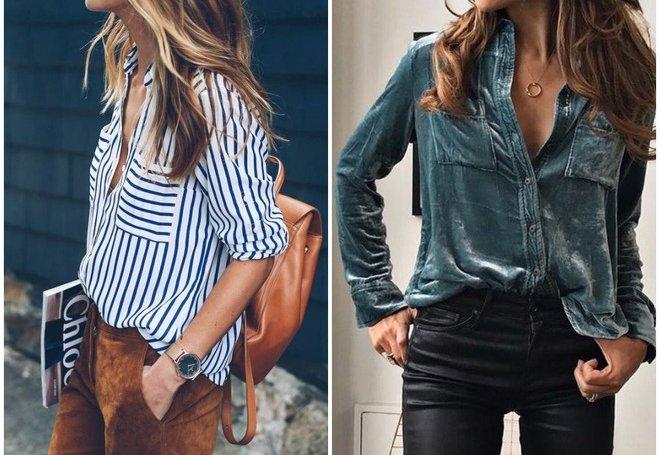 women shirts - How to dress like a woman not a girl.