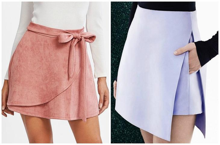 skirt fabric - Pretty summer skirts which are always in fashion.