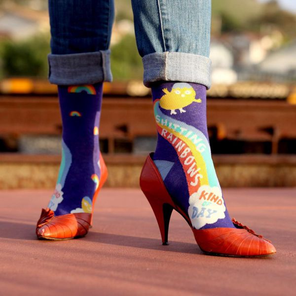 unusual women socks - Types of accessories for ladies and girls