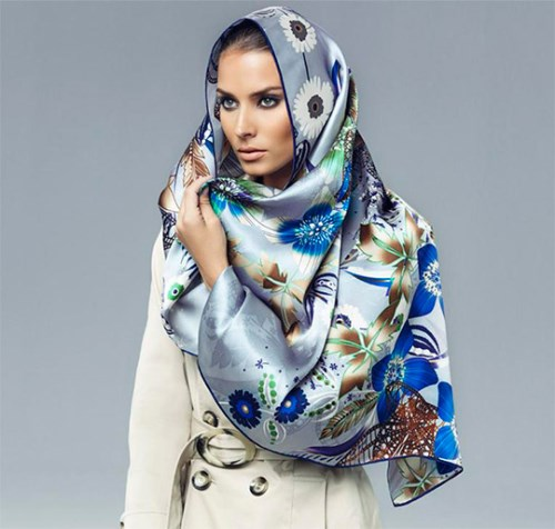 women shawls - Types of accessories for ladies and girls