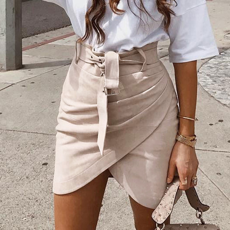 non standard skirt - How to be different from others.