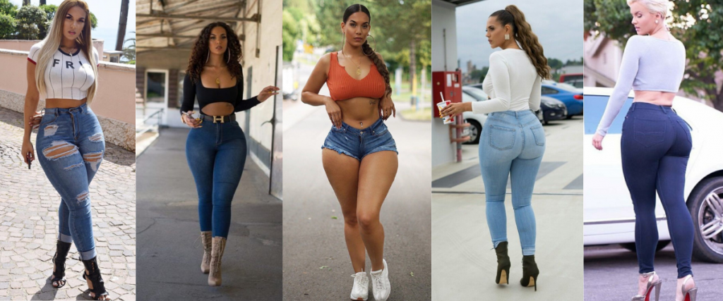 women hips 1024x427 - Fashion guide for female with wide hips.
